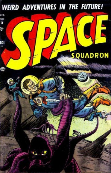 Space Squadron 5 Cover Image
