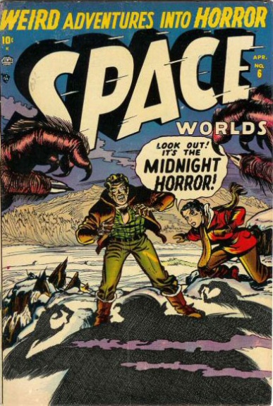 Space Worlds 6 Cover Image