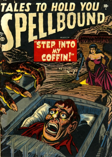 Spellbound 1 Cover Image