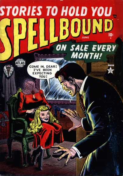 Spellbound 4 Cover Image
