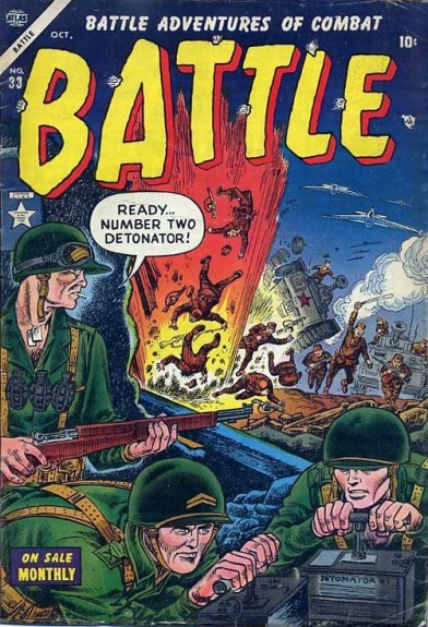 Battle 33 Cover Image