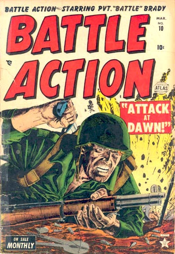 Battle Action 10 Cover Image