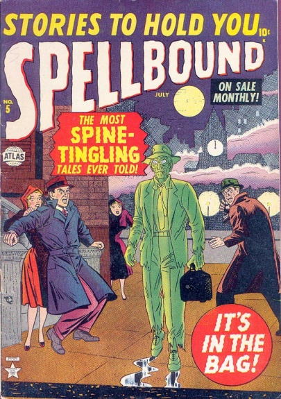 Spellbound 5 Cover Image