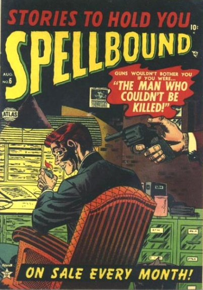 Spellbound 6 Cover Image