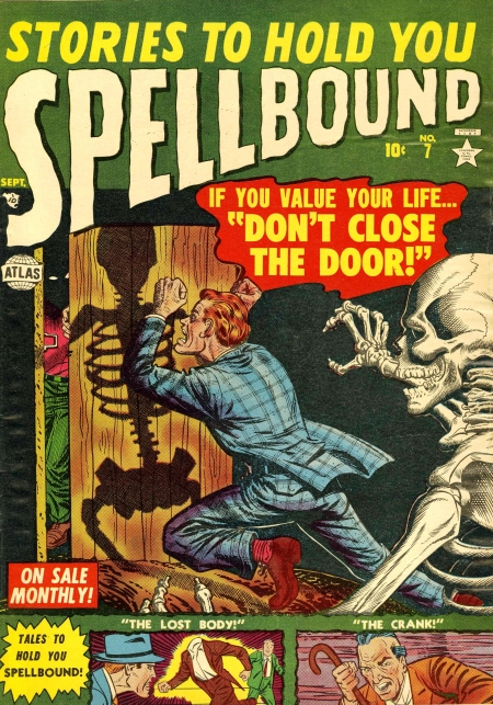 Spellbound 7 Cover Image
