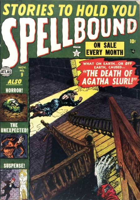 Spellbound 9 Cover Image
