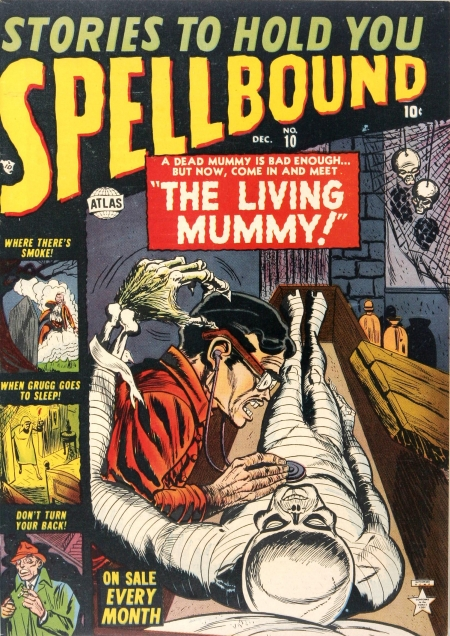 Spellbound 10 Cover Image