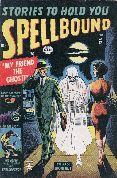 Spellbound 12 Cover Image