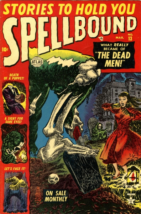 Spellbound 13 Cover Image