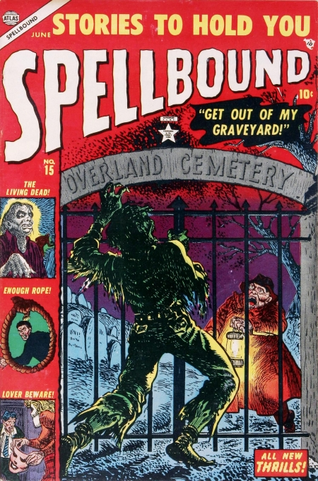 Spellbound 15 Cover Image