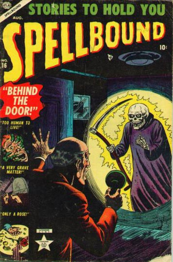 Spellbound 16 Cover Image