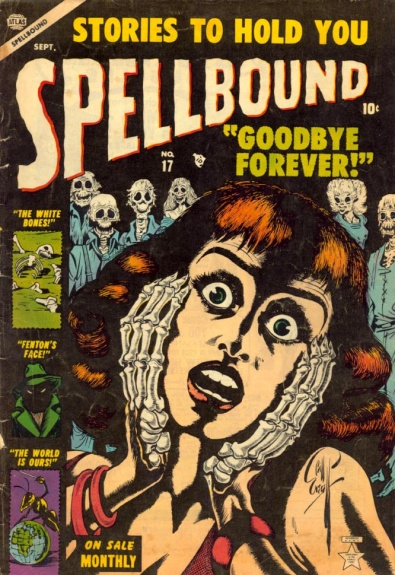 Spellbound 17 Cover Image