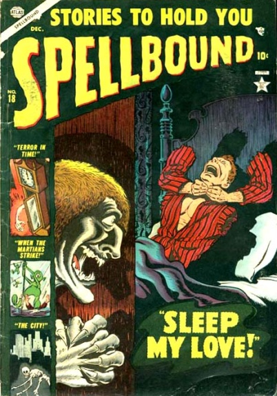 Spellbound 18 Cover Image