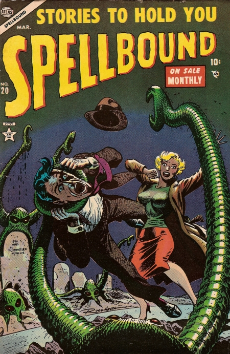 Spellbound 20 Cover Image