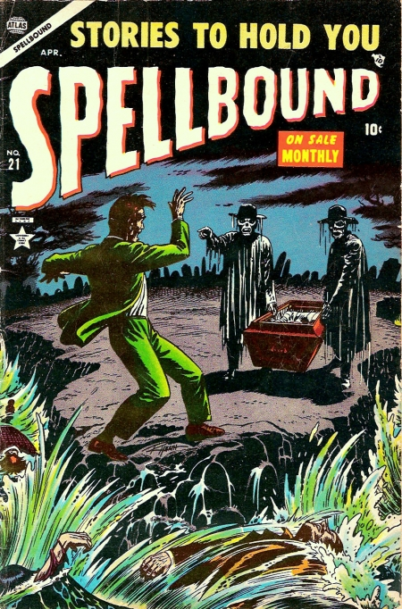 Spellbound 21 Cover Image