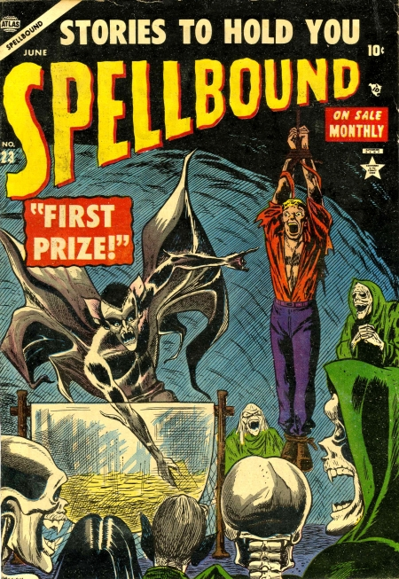 Spellbound 23 Cover Image