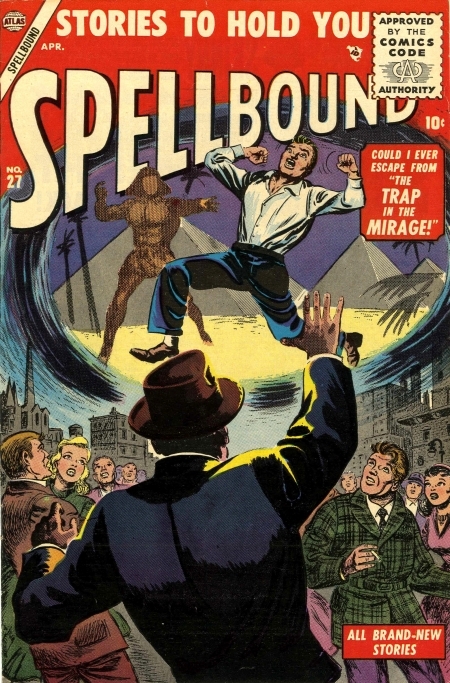 Spellbound 27 Cover Image