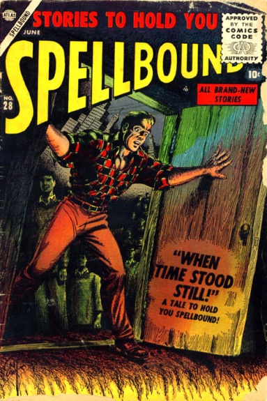 Spellbound 28 Cover Image