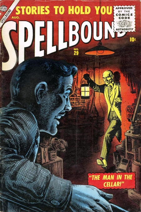 Spellbound 29 Cover Image