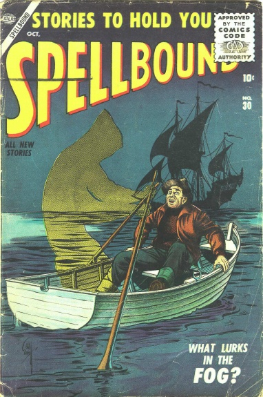 Spellbound 30 Cover Image