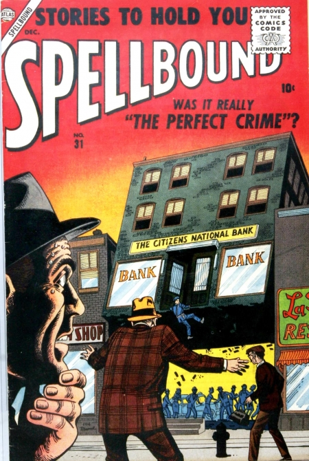 Spellbound 31 Cover Image