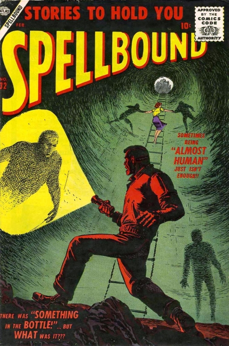 Spellbound 32 Cover Image