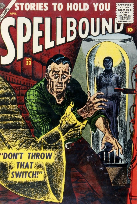 Spellbound 33 Cover Image