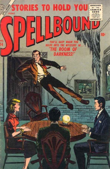 Spellbound 34 Cover Image