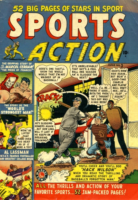 Sports Action 3 Cover Image