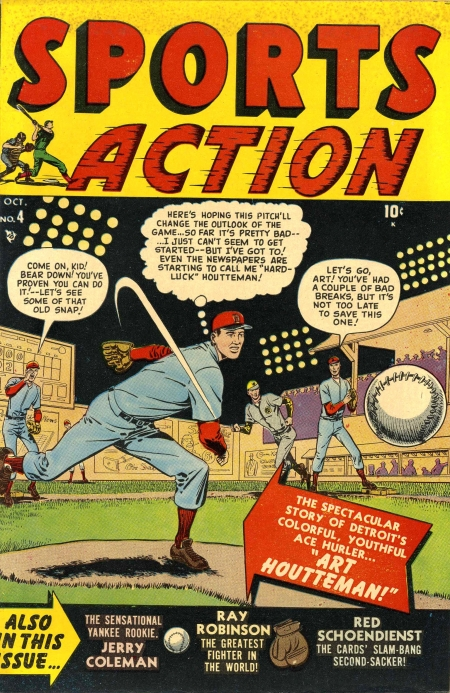 Sports Action 4 Cover Image