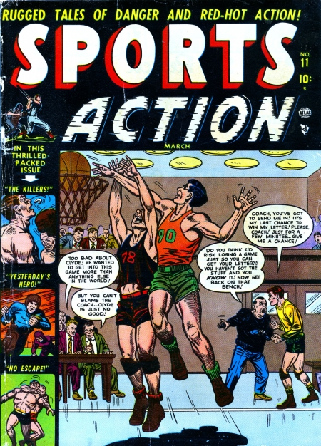 Sports Action 11 Cover Image