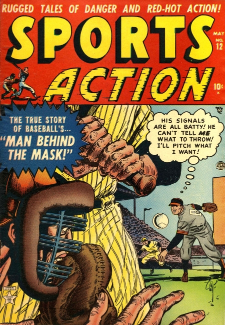 Sports Action 12 Cover Image