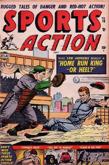 Sports Action 13 Cover Image
