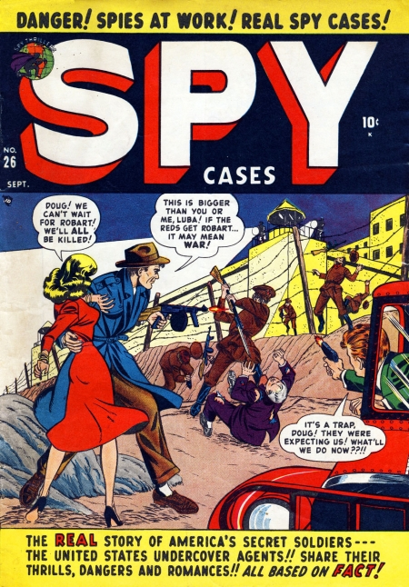Spy Cases 26(1) Cover Image