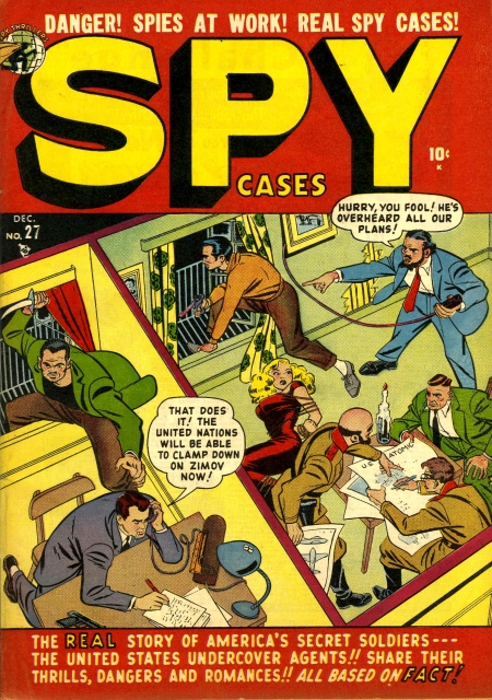 Spy Cases 27(2) Cover Image