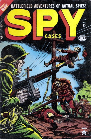 Spy Cases 15 Cover Image