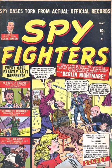 Spy Fighters 2 Cover Image