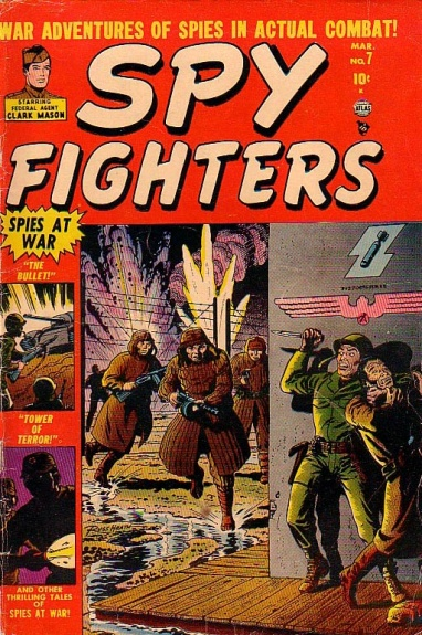Spy Fighters 7 Cover Image