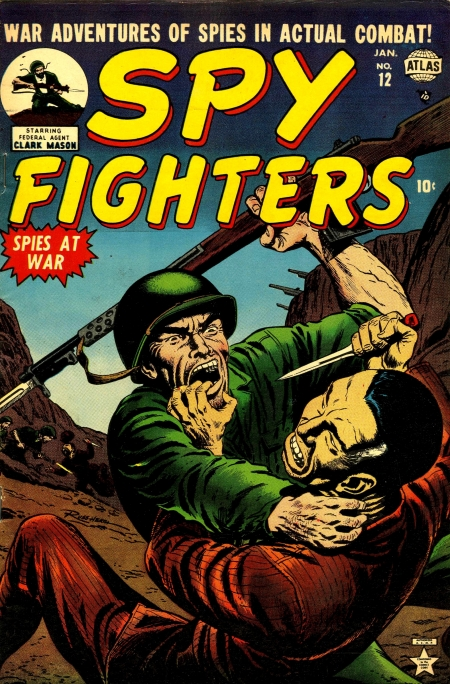 Spy Fighters 12 Cover Image