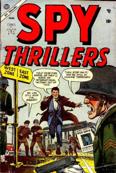Spy Thrillers 2 Cover Image