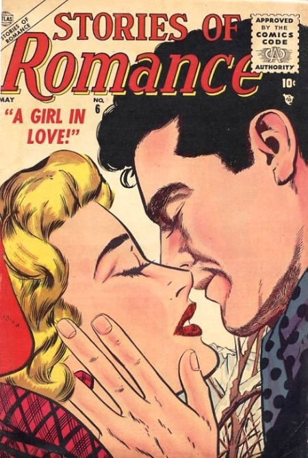 Stories of Romance 6 Cover Image