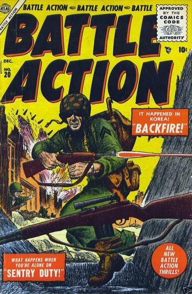 Battle Action 20 Cover Image