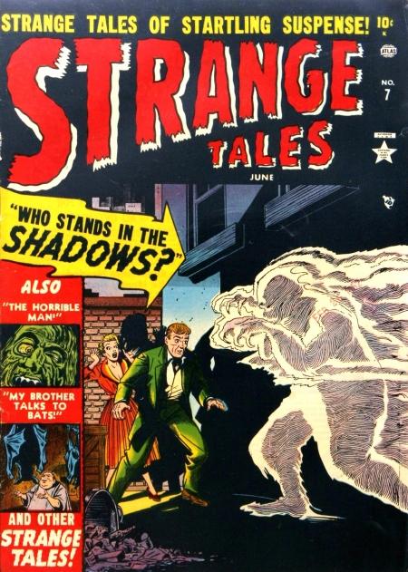 Strange Tales 7 Cover Image