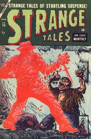Strange Tales 26 Cover Image