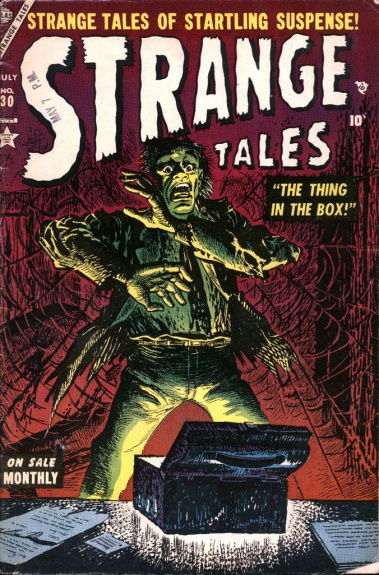 Strange Tales 30 Cover Image
