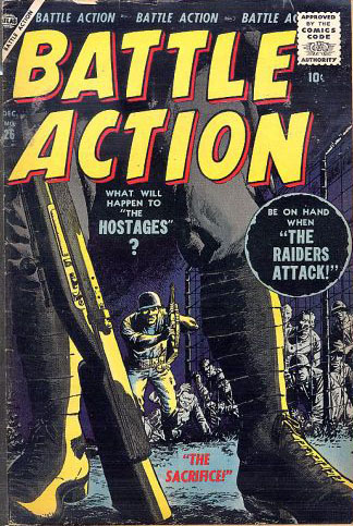 Battle Action 26 Cover Image