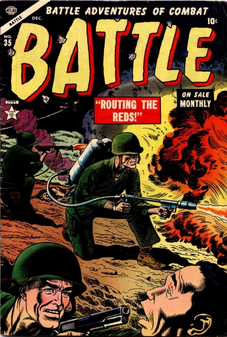 Battle 35 Cover Image