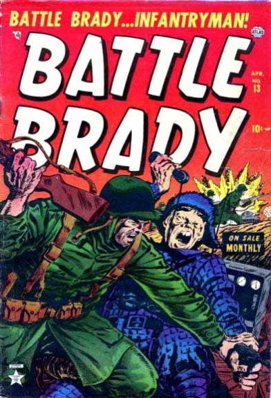 Battle Brady 13 Cover Image