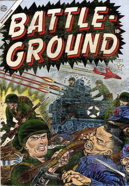 Battleground 1 Cover Image