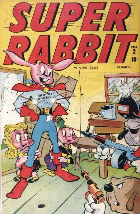 Super Rabbit 2 Cover Image